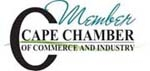 Member of the Cape Chamber of commerce and Industry